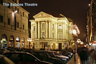 The Estates Theatre